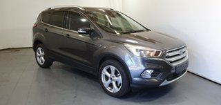 2018 Ford Escape ZG 2018.75MY Trend Grey 6 Speed Sports Automatic SUV