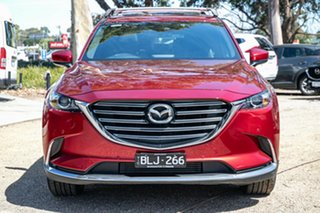 2017 Mazda CX-9 TC GT SKYACTIV-Drive i-ACTIV AWD Red 6 Speed Sports Automatic Wagon