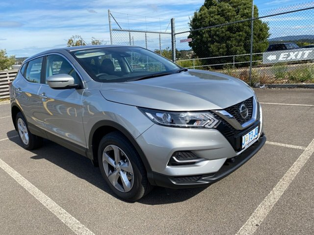 Demo Nissan Qashqai J11 Series 3 MY20 ST X-tronic Devonport, 2020 Nissan Qashqai J11 Series 3 MY20 ST X-tronic Platinum 1 Speed Constant Variable Wagon