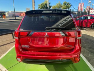 2020 Mitsubishi Outlander ZL MY21 PHEV AWD GSR Red Diamond 1 Speed Automatic Wagon Hybrid