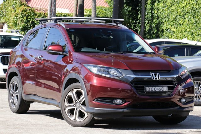 Pre-Owned Honda HR-V VTi-L (ADAS) Mosman, 2015 Honda HR-V VTi-L (ADAS) Continuous Variable Wagon