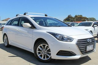 2017 Hyundai i40 VF4 Series II Active Tourer White 6 Speed Sports Automatic Wagon