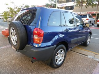 2001 Toyota RAV4 ACA21R Edge (4x4) Blue 4 Speed Automatic 4x4 Wagon.