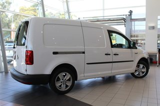 2020 Volkswagen Caddy 2KN MY20 TSI220 Maxi DSG Urban Edition White 7 Speed