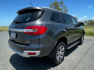 2020 Ford Everest UA II 2020.75MY Trend Meteor Grey 10 Speed Sports Automatic SUV