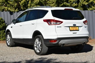 2013 Ford Kuga TF Trend AWD White 6 Speed Sports Automatic Wagon