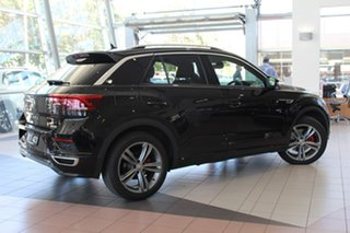 2020 Volkswagen T-ROC A1 MY20 140TSI DSG 4MOTION Sport Black 7 Speed Sports Automatic Dual Clutch