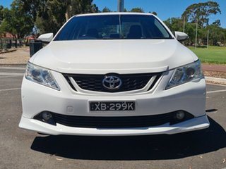 2015 Toyota Aurion GSV50R Sportivo White 6 Speed Sports Automatic Sedan