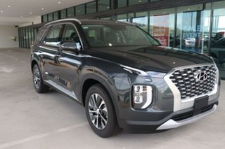 2020 Hyundai Palisade LX2.V1 MY21 AWD Rain Forest 8 Speed Sports Automatic Wagon.