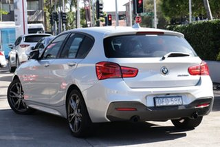 2016 BMW 1 Series F20 LCI M135i Glacier Silver 8 Speed Sports Automatic Hatchback.