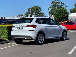 2020 Skoda Kamiq NW MY20.5 110TSI DSG FWD Limited Edition White 7 Speed Sports Automatic Dual Clutch.