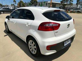 2016 Kia Rio UB S White Sports Automatic Hatchback