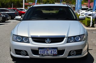 2006 Holden Berlina VZ MY06 Beige 4 Speed Automatic Sedan
