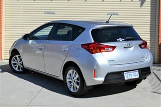 2014 Toyota Corolla ZRE182R Ascent Sport Silver 6 Speed Manual Hatchback