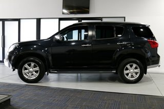 2016 Isuzu MU-X UC MY15.5 LS-T (4x2) Cosmic Black 5 Speed Automatic Wagon