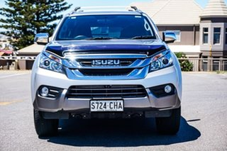2016 Isuzu MU-X MY15.5 LS-T Rev-Tronic Silver 5 Speed Sports Automatic Wagon
