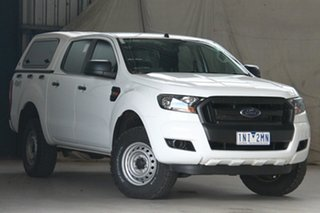 2018 Ford Ranger PX MkIII MY19 XL 3.2 (4x4) White 6 Speed Automatic Double Cab Pick Up.