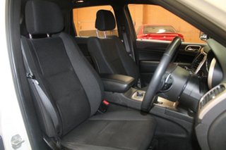2014 Jeep Grand Cherokee WK MY15 Laredo (4x4) White 8 Speed Automatic Wagon