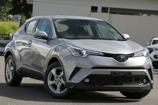 2019 Toyota C-HR NGX10R S-CVT 2WD Grey 7 Speed Constant Variable Wagon