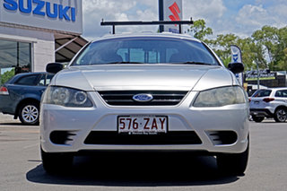 2008 Ford Falcon BF Mk II XL Ute Super Cab Lightning Strike 4 Speed Sports Automatic Utility.
