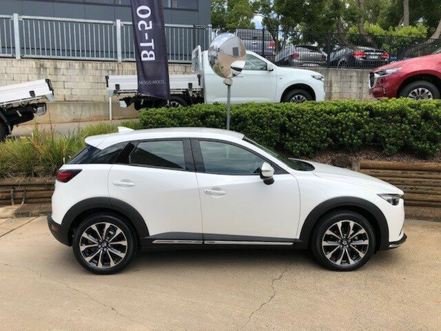 Demo Mazda CX-3 DK2W7A sTouring SKYACTIV-Drive FWD Toowoomba, 2020 Mazda CX-3 DK2W7A sTouring SKYACTIV-Drive FWD 6 Speed Sports Automatic Wagon