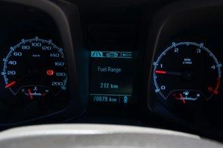 2015 Holden Colorado RG MY15 LS Crew Cab Grey 6 Speed Manual Utility