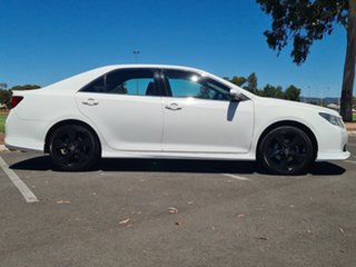 2015 Toyota Aurion GSV50R Sportivo White 6 Speed Sports Automatic Sedan.