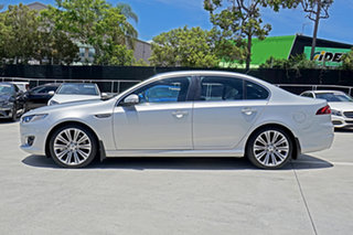 2014 Ford Falcon FG X G6E Turbo Silver 6 Speed Sports Automatic Sedan