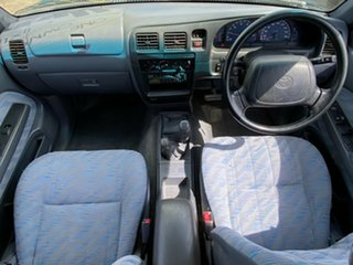 1998 Toyota Hilux RZN169R SR5 Green 5 Speed Manual Utility