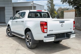 2020 Mazda BT-50 TFS40J GT Ice White 6 Speed Manual Utility.