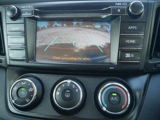2018 Toyota RAV4 ASA44R MY18 GX (4x4) Blue Gem 6 Speed Automatic Wagon
