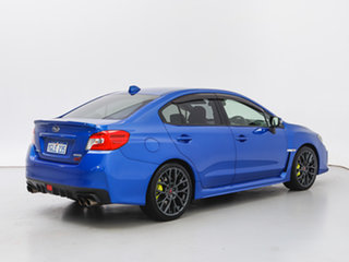 2017 Subaru WRX MY18 STI Spec R (AWD) Blue 6 Speed Manual Sedan