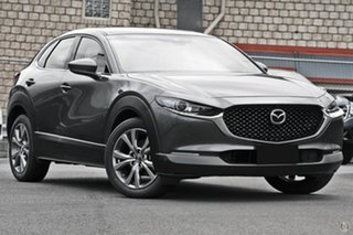 2020 Mazda CX-30 DM2WLA G25 SKYACTIV-Drive Astina Grey 6 Speed Sports Automatic Wagon.
