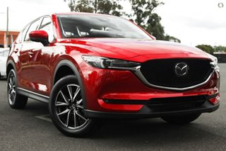 2020 Mazda CX-5 KF Series GT Red Sports Automatic SUV.
