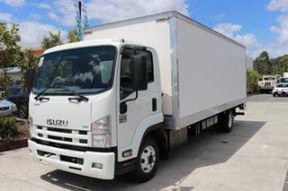 2014 Isuzu FRR 500 White Manual Pantech.