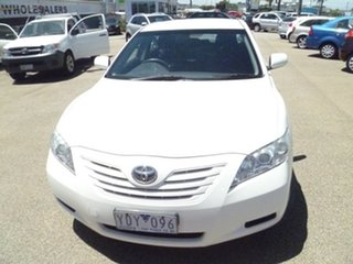 2008 Toyota Camry ACV40R Altise White 5 Speed Automatic Sedan.