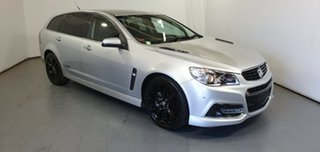 2014 Holden Commodore VF MY14 SS V Sportwagon Silver 6 Speed Sports Automatic Wagon