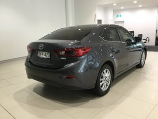 2016 Mazda 3 BM5278 Touring SKYACTIV-Drive Grey 6 Speed Sports Automatic Sedan.