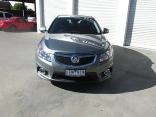 2014 Holden Cruze JH Series II MY14 SRi-V Grey 6 Speed Sports Automatic Sedan.