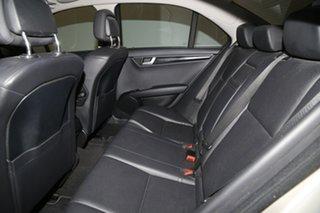2011 Mercedes-Benz C-Class W204 MY11 C200 BlueEFFICIENCY 7G-Tronic + Champagne 7 Speed
