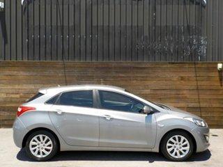 2012 Hyundai i30 GD Active Silver 6 Speed Manual Hatchback.