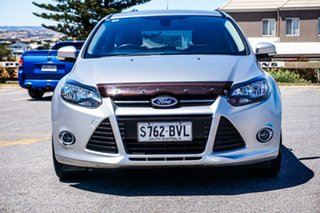 2014 Ford Focus LW MkII MY14 Sport Silver 5 Speed Manual Hatchback