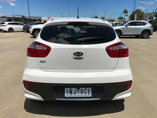 2016 Kia Rio UB S White Sports Automatic Hatchback