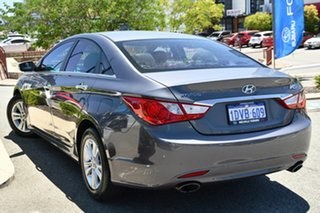 2012 Hyundai i45 YF MY11 Active Grey 6 Speed Sports Automatic Sedan.