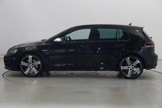 2016 Volkswagen Golf VII MY17 R DSG 4MOTION Deep Black Pearl Effect 6 Speed.
