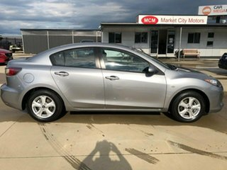 2012 Mazda 3 BL Series 2 Neo Silver Manual Sedan.