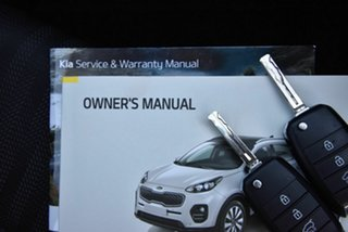 2018 Kia Sportage QL MY18 Si 2WD White 6 Speed Sports Automatic Wagon