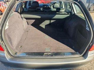 2005 Mercedes-Benz E-Class S211 MY06 E280 Elegance Silver 7 Speed Sports Automatic Wagon