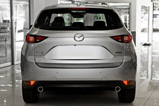 2020 Mazda CX-5 KF Series Akera Silver Sports Automatic SUV.