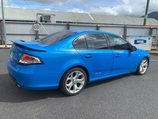 2008 Ford Falcon FG XR6 Turbo Blue 6 Speed Manual Sedan